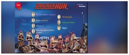 Multimedia design: De nederlandstalige CD-Rom voor Chickenrun